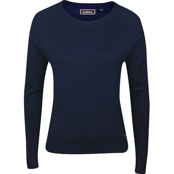 Golftini Long Sleeve Sweater Crew Apparel