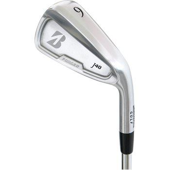 Bridgestone J40 Dual Pocket Cavity Iron Set Preowned Golf Club