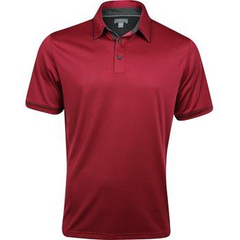 Ashworth EZ-TEC2 Performance EZ-SOF Piped Shirt Polo Short Sleeve Apparel