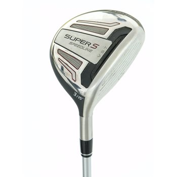 Adams Speedline Super S Black Fairway Wood Preowned Golf Club