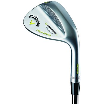 Callaway Mack Daddy 2 Tour Grind Chrome Wedge Preowned Golf Club