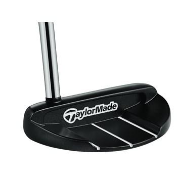 TaylorMade White Smoke MC-72 Matte Black Putter Preowned Golf Club