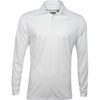 Ashworth Performance EZ-SOF Long Sleeve Shirt Polo Long Sleeve Apparel