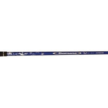 Mitsubishi Rayon Diamana S+ Blue 62 Shafts Preowned Club Components