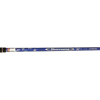 Mitsubishi Rayon Diamana S+ Blue 82 HY Shafts Preowned Club Components