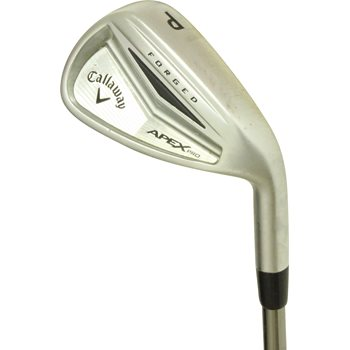 Callaway Apex Pro Forged Iron Individual Preowned Golf Club