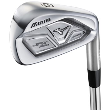 Mizuno JPX-850 Forged Iron Set Preowned Golf Club