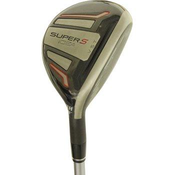 Adams Idea Super S Black Hybrid Preowned Golf Club