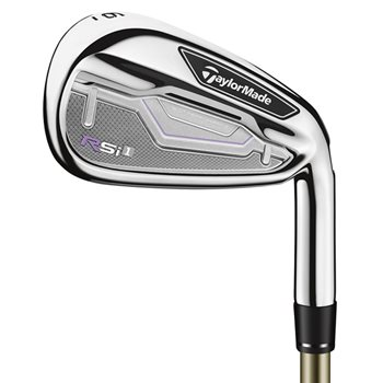 TaylorMade RSi 1 Iron Set Preowned Golf Club