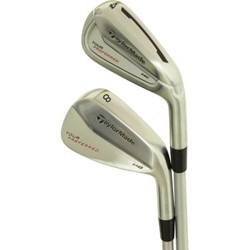 TaylorMade Tour Preferred MC/MB Combo Iron Set Preowned Golf Club