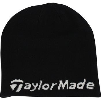 TaylorMade Reversible Tour Beanie Headwear Knit Hat Apparel