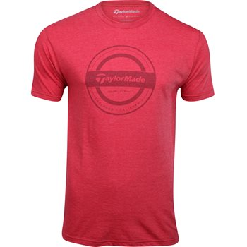 TaylorMade TM Carlsbad Shirt T-Shirt Apparel