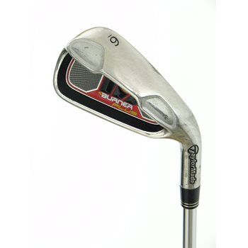 "TaylorMade Burner Plus ""CC"" Iron Individual Preowned Golf Club"