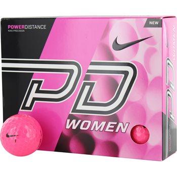 Nike Power Distance Women 2015 Pink Golf Ball Balls