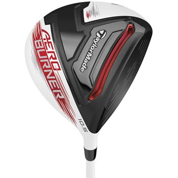 TaylorMade AeroBurner Driver Preowned Golf Club