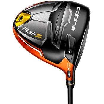 Cobra Fly-Z Orange Driver Preowned Golf Club