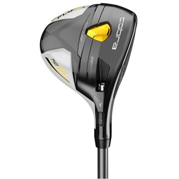 Cobra Fly-Z+ White Fairway Wood Preowned Golf Club