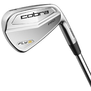 Cobra Fly-Z Pro Iron Set Preowned Golf Club