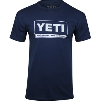 YETI Billboard Shirt T-Shirt Apparel