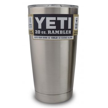 YETI 20oz Rambler Coolers Accessories