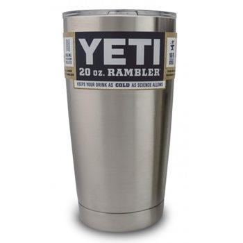 YETI 20oz Rambler Coolers Accessories