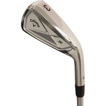 Callaway X Forged Iron Individual Preowned Golf Club