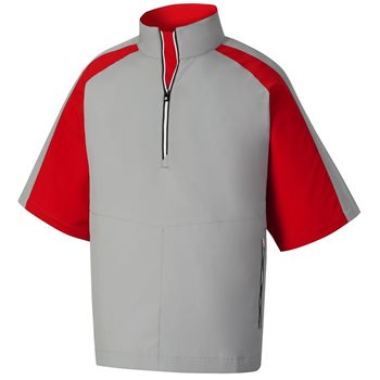 FootJoy Sport Windshirt Short Sleeve Outerwear Pullover Apparel