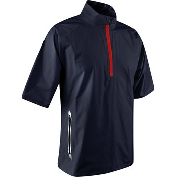 Sun Mountain Cumulus Short-Sleeve 2015 Rainwear Rain Shirt Apparel