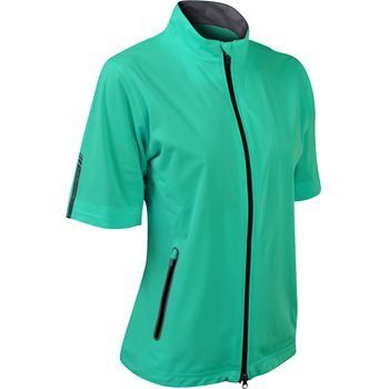 Sun Mountain RainFlex Short-Sleeve Full-Zip 2015 Rainwear Rain Jacket Apparel