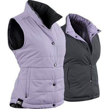 Sun Mountain Alpine Reversible Outerwear Vest Apparel