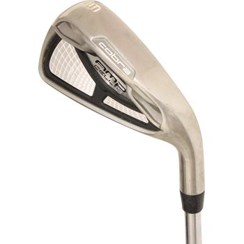 Cobra AMP Cell-S Iron Set Preowned Golf Club