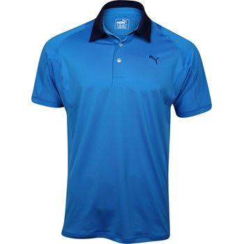 Puma Titan Tour Shirt Polo Short Sleeve Apparel