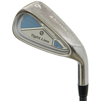 Adams Tight Lies Plus 1214 Iron Individual Preowned Golf Club