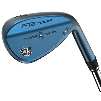 Wilson Staff FG Tour TC Gun Metal Blue Wedge Wedge Preowned Golf Club