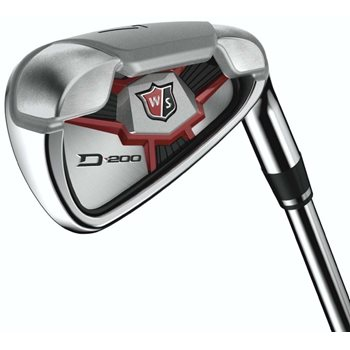 Wilson Staff D-200 Iron Set Preowned Golf Club