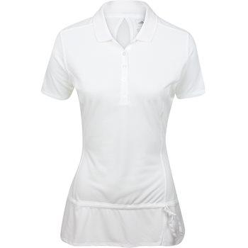 Adidas Advance Pique Shirt Polo Short Sleeve Apparel