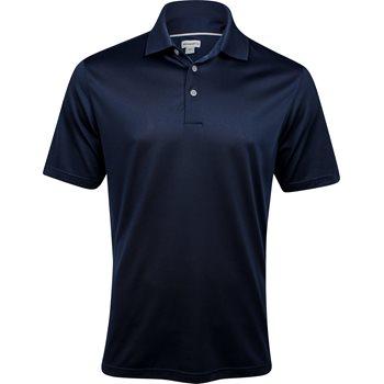 Ashworth EZ-SOF Solid Shirt Polo Short Sleeve Apparel
