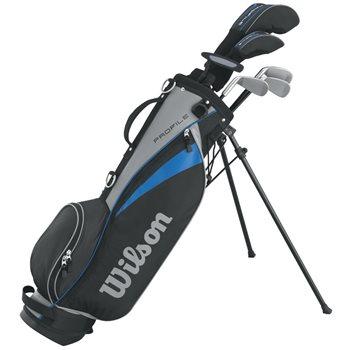 Wilson Profile Junior Large Blue Club Set Golf Club