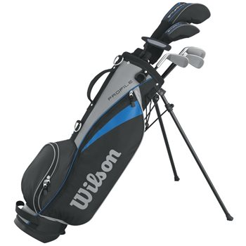 Wilson Profile Junior Large Blue Club Set Golf Club