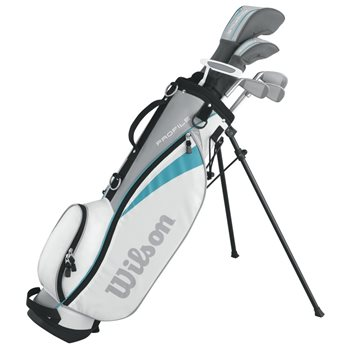 Wilson Profile Junior Large Teal Club Set Golf Club