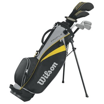 Wilson Profile Junior Medium Yellow Club Set Golf Club
