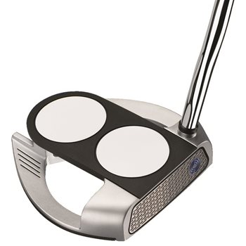 Odyssey Works 2-Ball Fang Versa SuperStroke Putter Golf Club