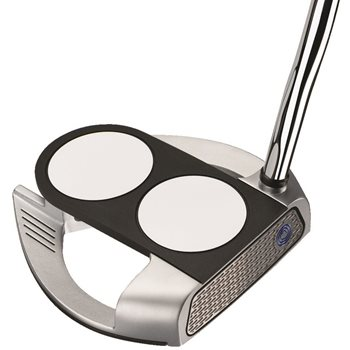 Odyssey Works 2-Ball Fang Versa Tank SuperStroke Putter Preowned Golf Club
