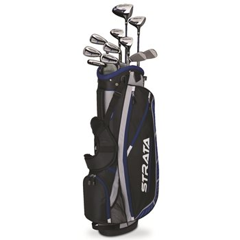 Callaway Strata Plus 2015 16-Piece Club Set Golf Club