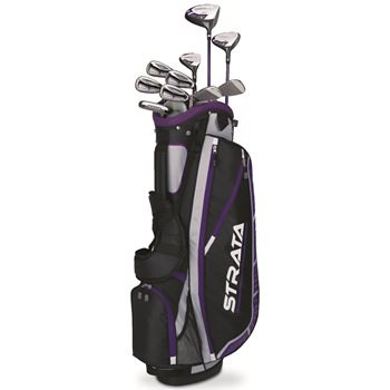Callaway Strata Plus 2015 14-Piece Club Set Golf Club