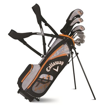 callaway xj hot 5 8 years old club set starter set juniors. Black Bedroom Furniture Sets. Home Design Ideas