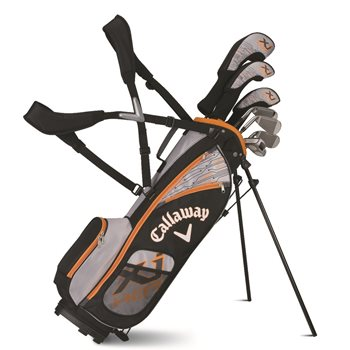 Callaway XJ Hot 9-12 Years Old Club Set Clubs