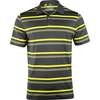Under Armour UA Links Stripe Shirt Polo Short Sleeve Apparel