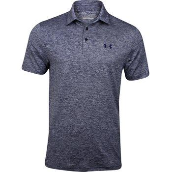 Under Armour UA Elevated Heather 2015 Shirt Polo Short Sleeve Apparel