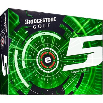 Bridgestone e5 2015 Golf Ball Balls
